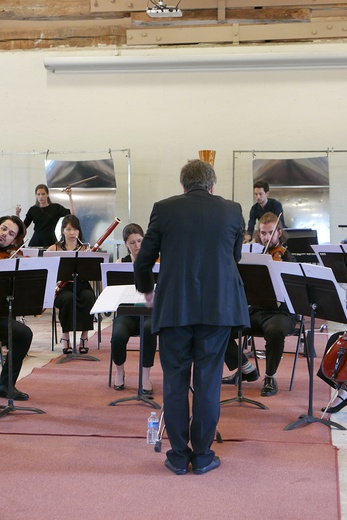L'Ensemble ULYSSES  © Fondation Royaumont