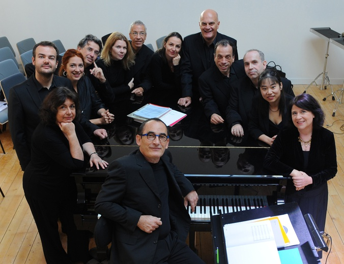 Ensemble Musicatreize  © Guy Vivien