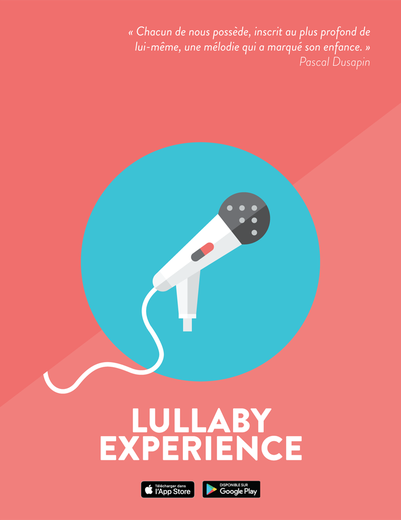 Application Lullaby experience