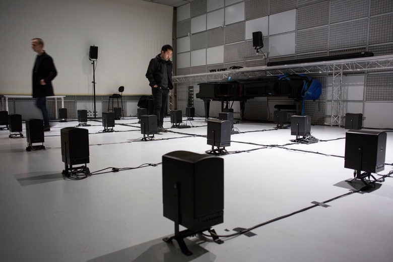 Ircam Forum 2019 Workshops  © Sébastien Calvet