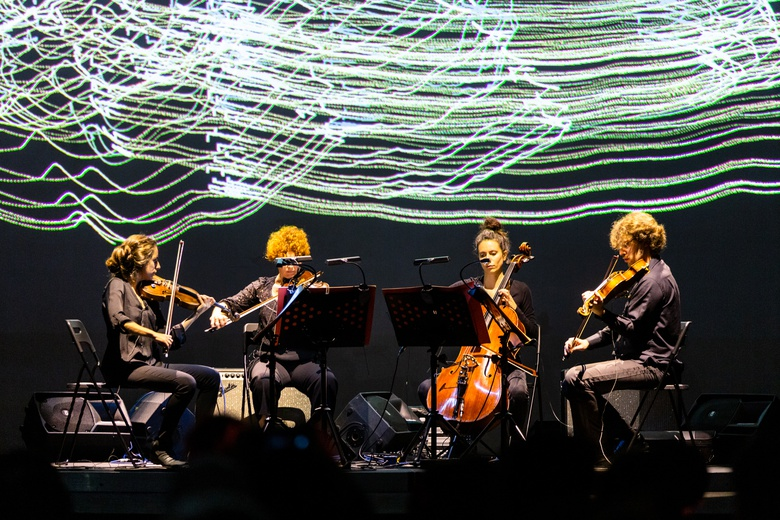 Le Quartetto Maurice, concert Opus  © Taiwan Contemporary Culture Lab (C-LAB)